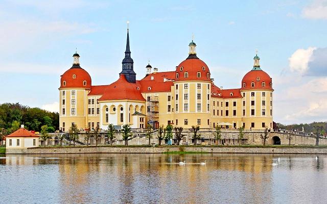 Zamek Moritzburg