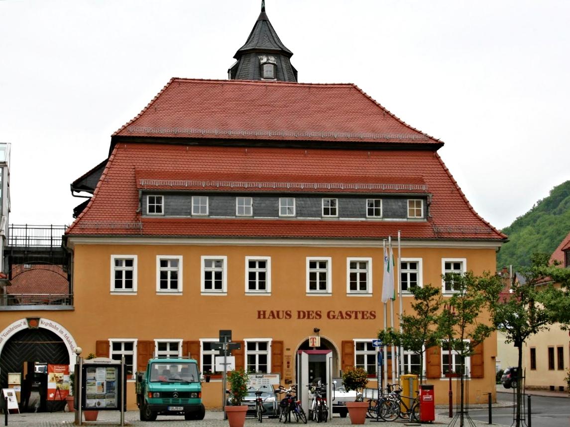 Bad Schandau Saské Švýcarsko