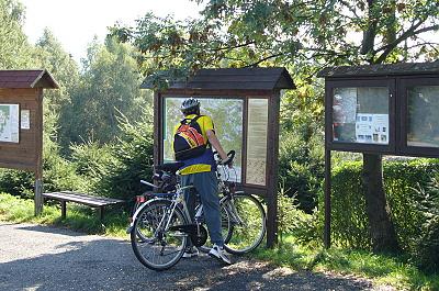 na kole po českém švýcarsku